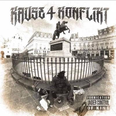 Kause 4 Konflikt - Fornication Under Control of King