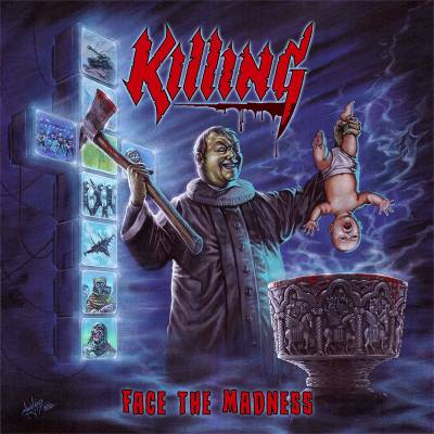 Killing - Face The Madness (Chronique)