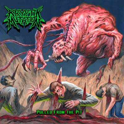 Kryptik Mutation - Pulled From the Pit