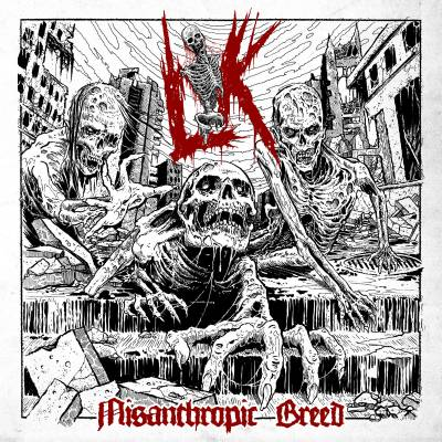 Lik - Misanthropic Breed (chronique)