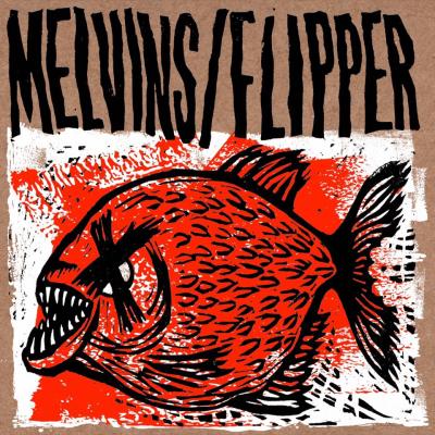 Melvins + Flipper - Melvins/Flipper (Chronique)