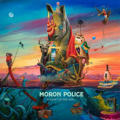 Moron Police - A Boat on the Sea (chronique)