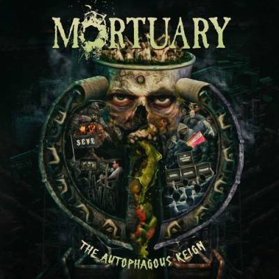 Mortuary - The Autophagous Reign