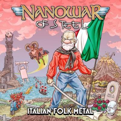 Nanowar Of Steel - Italian Folk Metal (Chronique)
