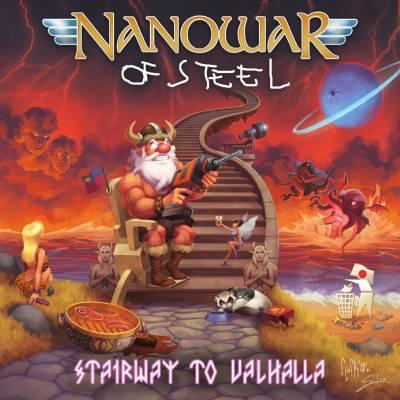 Nanowar Of Steel - Stairway to Valhalla