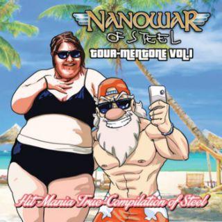 Nanowar Of Steel - Tour-Mentone Vol. I (chronique)