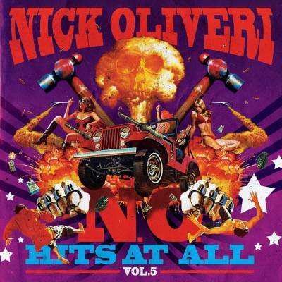 Nick Oliveri - N. O. Hits at All Vol.5