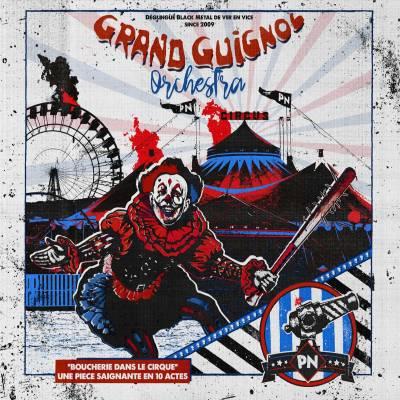 Pensées Nocturnes - Grand Guignol Orchestra
