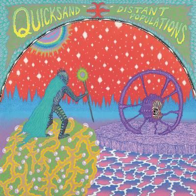 Quicksand - Distant Populations (Chronique)