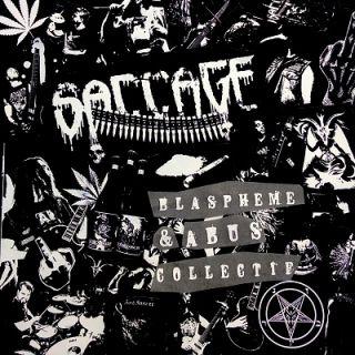 Saccage - Blasphème Et Abus Collectif (live demo)