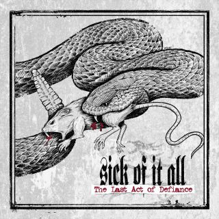 Sick Of It All - Last Act Of Defiance (chronique)
