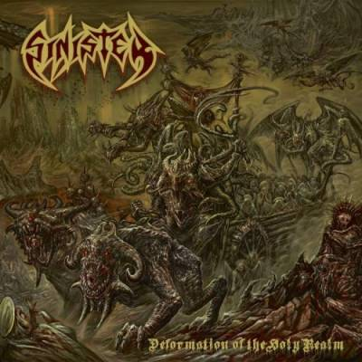 Sinister - Deformation Of The Holy Realm (chronique)
