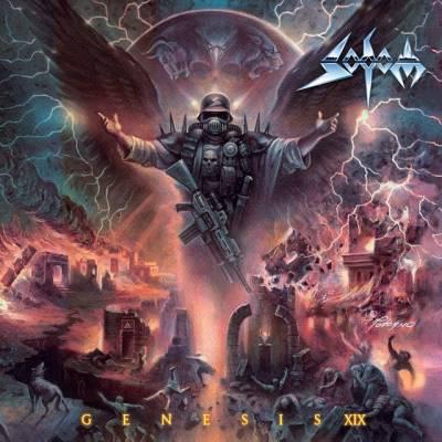 Sodom - Genesis XIX