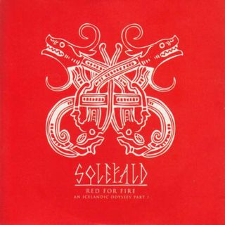 Solefald - Red for Fire: An Icelandic Odyssey Part I (chronique)