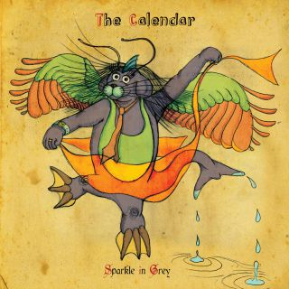 Sparkle In Grey - The Calendar