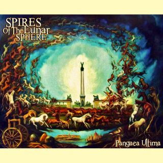 Spires Of The Lunar Sphere - Pangaea Ultima