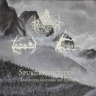 Hanternoz + Tannöd + Rauhnåcht - Spukgeschichten - Anciennes légendes des Alpes