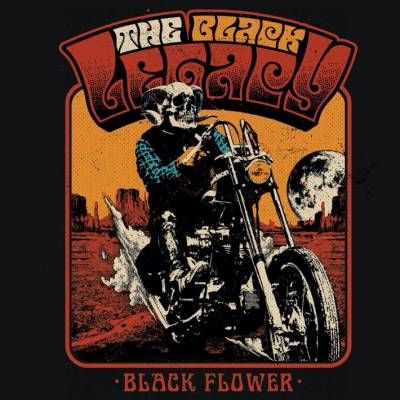 The Black Legacy - Black Flower