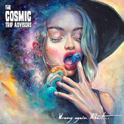 The Cosmic Trip Advisors - Wrong again, Albert... (chronique)