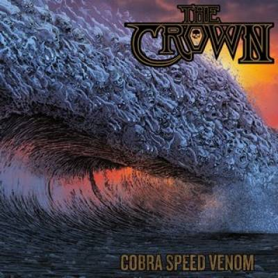 The Crown - Cobra Speed Venom (chronique)