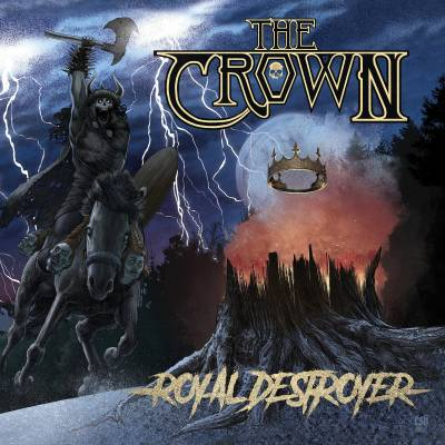 The Crown - Royal Destroyer (Chronique)
