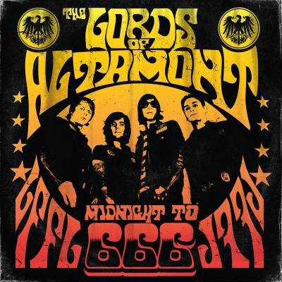 The Lords Of Altamont - Midnight to 666 (réédition)
