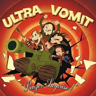 Ultra Vomit - Panzer surprise (chronique)