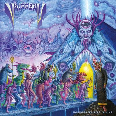 Vaisseau - Horrors Waiting In Line