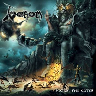 Venom - Storm The Gates (chronique)