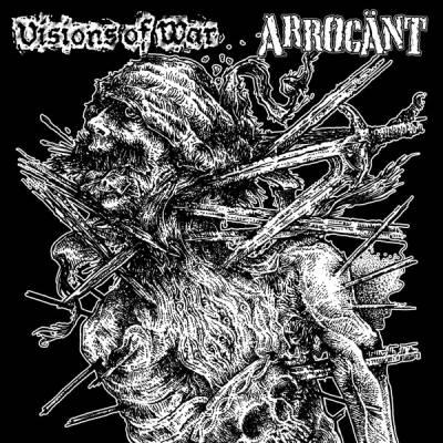 Arrögant + Visions Of War - Split (Chronique)