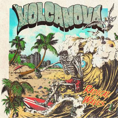 Volcanova - Radical Waves (Chronique)