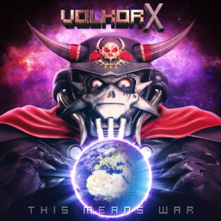 Volkor X - This Means War