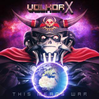 Volkor X - This Means War (chronique)