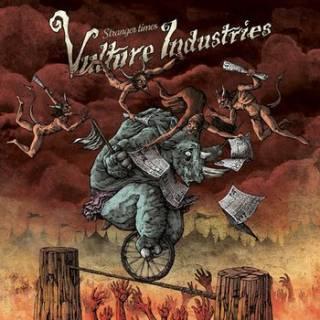 Vulture Industries - Stranger Times (chronique)