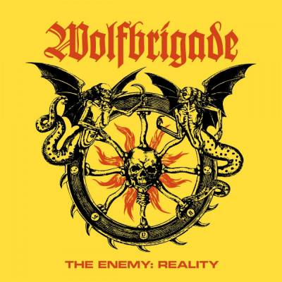 Wolfbrigade - The Enemy: Reality  (chronique)
