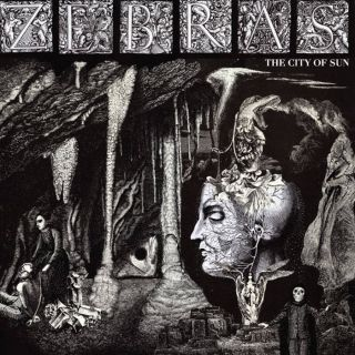 Zebras - The City Of The Sun