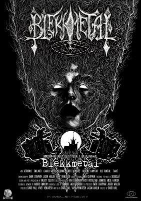 Diffusion du documentaire Blekkmetal, célébrer les origines du Black Metal norvégien le 22 janvier au Joker's pub  à Angers