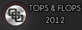 TOP albums 2012 Du vingtième au onzième (dossier)