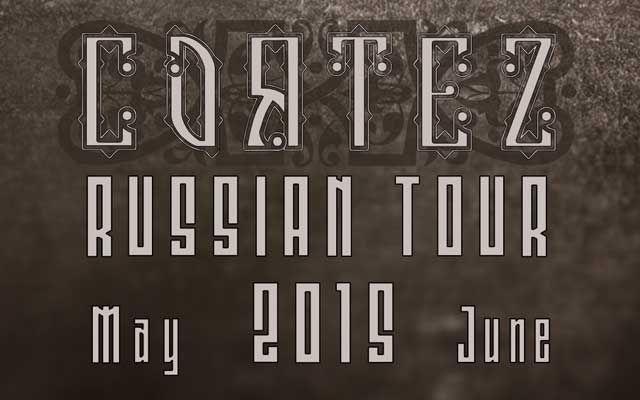 Cortez - Russie 2015 : le report de leur tournée !