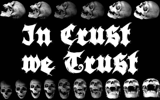 In crust we trust #3
