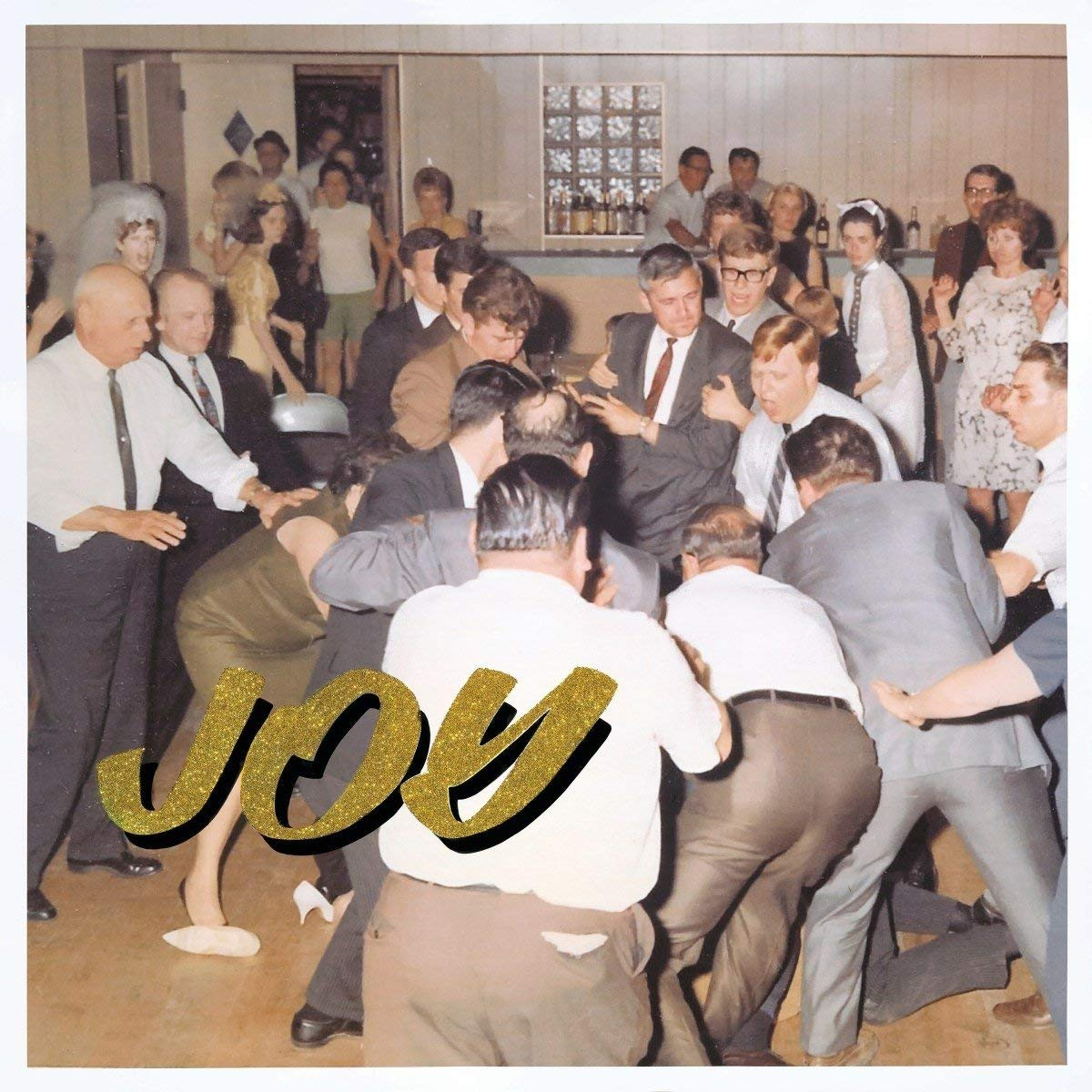 idles - joy is an act of resistance