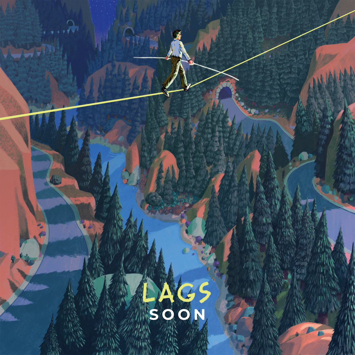 Lags-soon