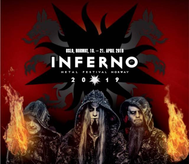 Inferno metal festival 2019
