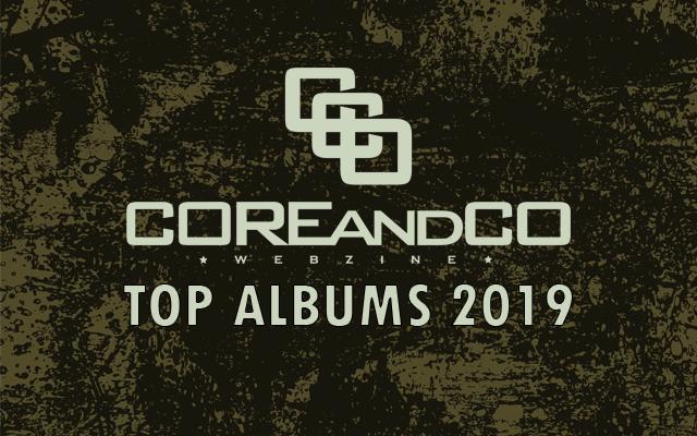 TOP albums 2019 metal, hardcore, rock et leurs dérives  (dossier)