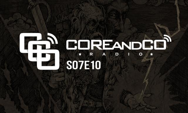 COREandCO radio S07E10 - avec interview Fátima