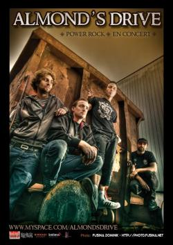 almond's drive (groupe/artiste)
