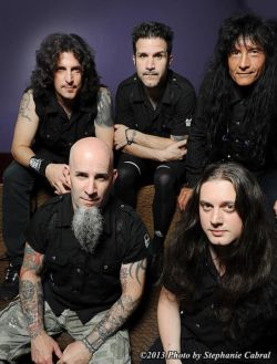 Anthrax (groupe)