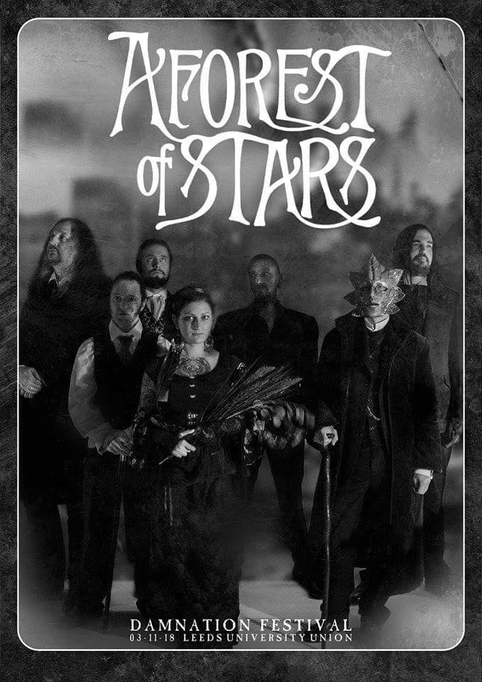 A Forest Of Stars (groupe/artiste)