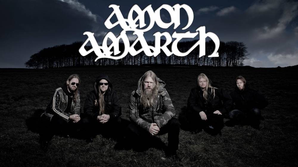 Amon Amarth (groupe/artiste)