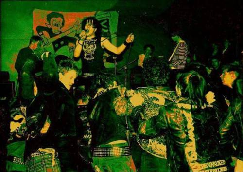 Anti Cimex (groupe/artiste)